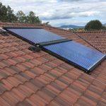 Solarny system na ohrev vody Banovce nad Bebravou