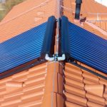 Solarny system na ohrev vody Bojnice