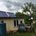 Solarny system na ohrev vody Bosaca