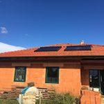 Solarny system na ohrev vody Chrabrany