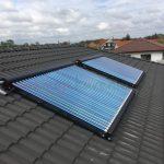 Solarny system na ohrev vody Dolna Streda
