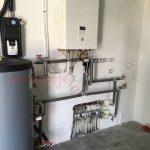 Solarny system na ohrev vody Holic