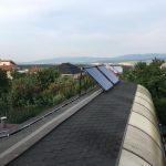 Solarny system na ohrev vody Kosice