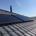 Solarny system na ohrev vody Madunice