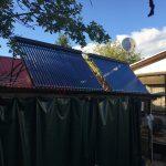 Solarny system na ohrev vody Nitra 2
