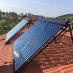 Solarny system na ohrev vody Nitra 3