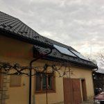 Solarny system na ohrev vody Piestany