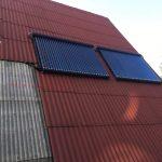 Solarny system na ohrev vody Poprad