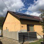 Solarny system na ohrev vody Presov