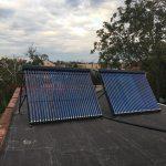 Solarny system na ohrev vody Skalica