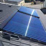 Solarny system na ohrev vody Spisske Bystre