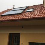 Solarny system na ohrev vody Stara Tura
