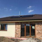 Solarny system na ohrev vody Trnava