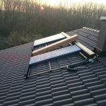 Solarny system na ohrev vody Velka Maca